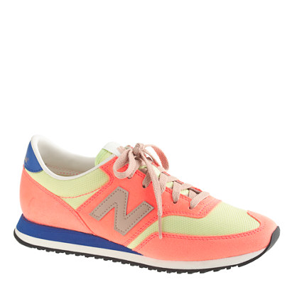 Women's New Balance for J. Crew 620 Sneakers