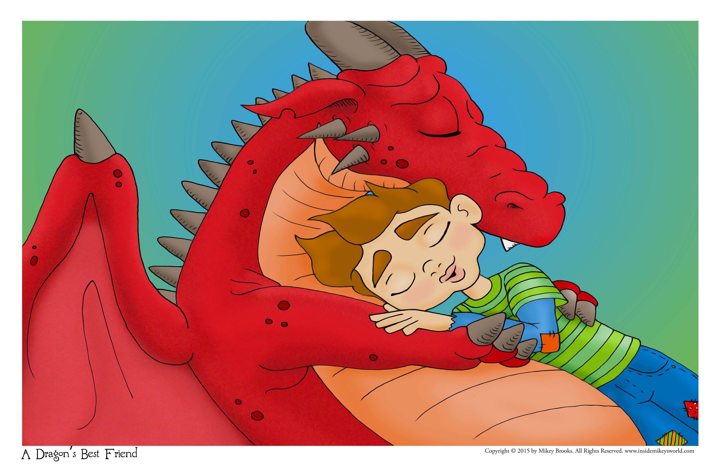 A Dragon's Best Friend.jpg