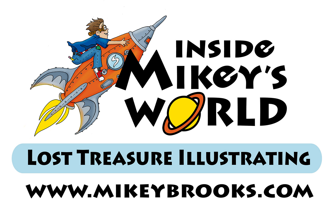 Lost Treasure Illustrating is a independent studio owned and operated by Mikey Brooks.