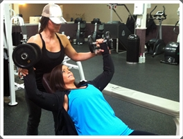 Fit for her | Oklahoma City | Women's Fitness Center | Personal Trainer | OKC