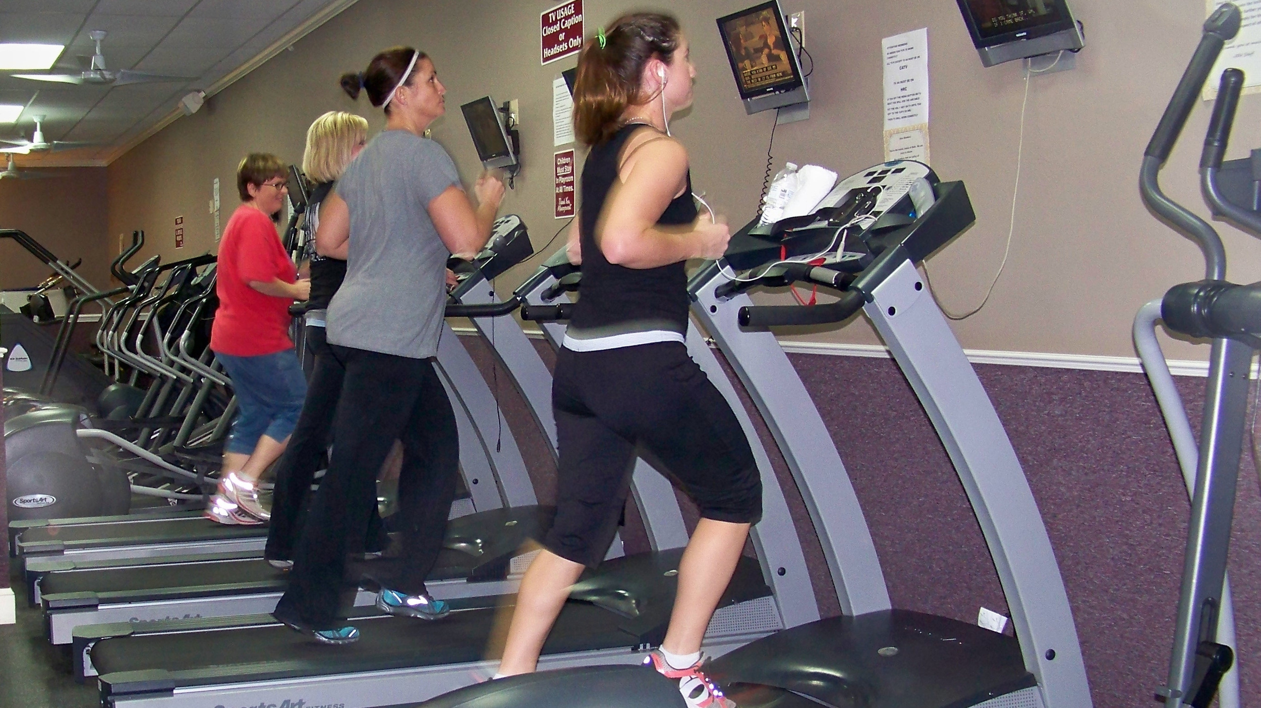 Women's Fitness Training at Fit For Her Okc | Oklahoma City | 24-Hour Womens Fitness Gym