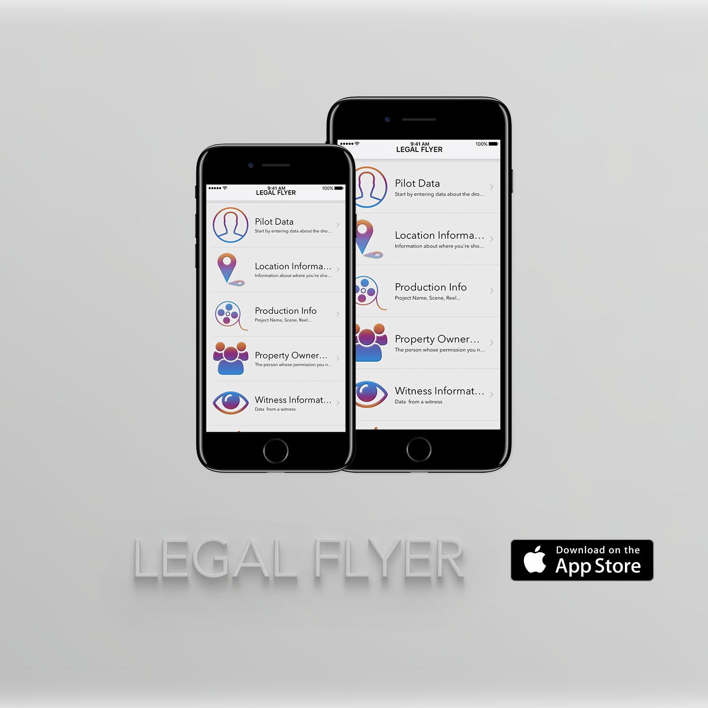 Legal Flyer App Store