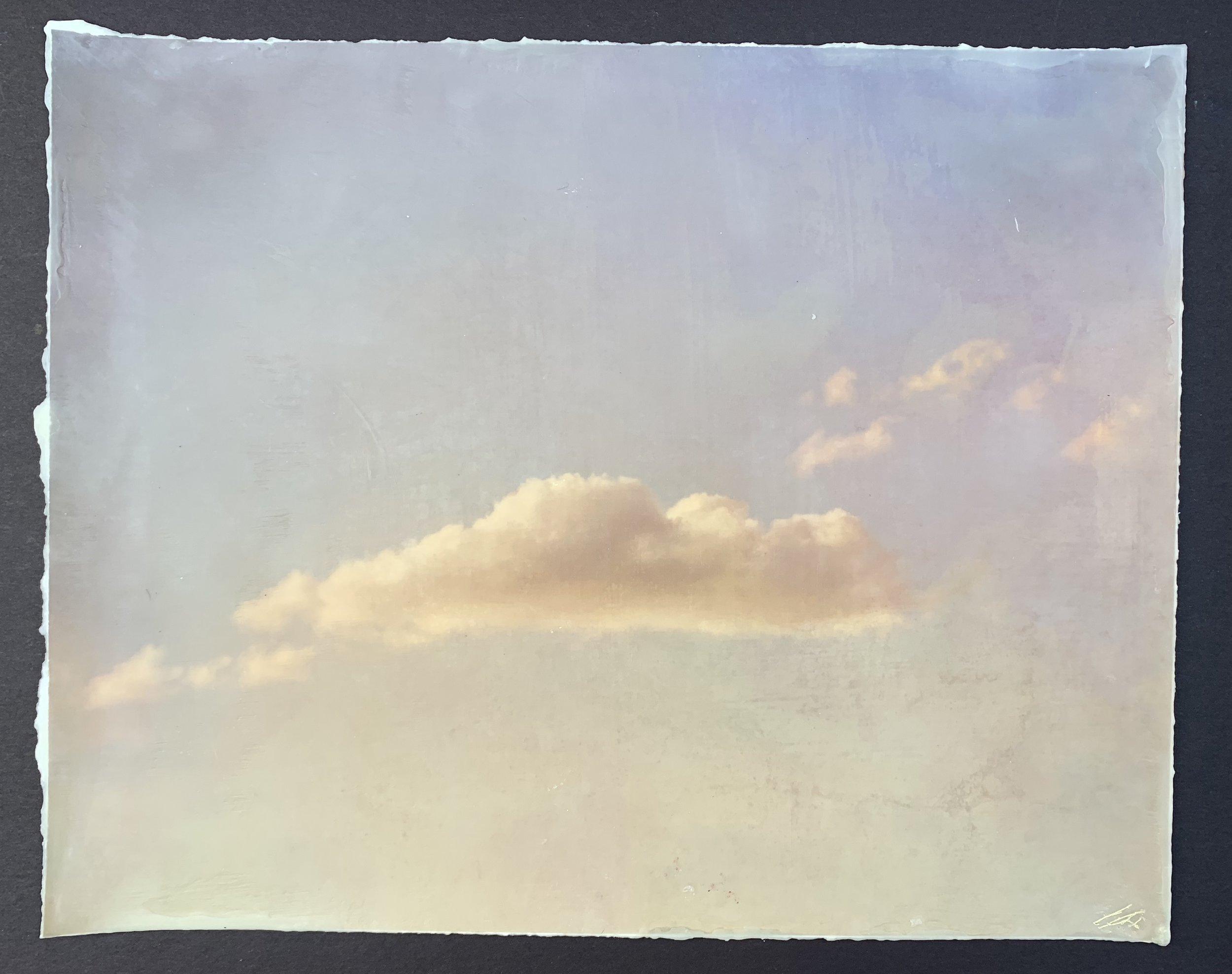 Cloud Study 5 16x20