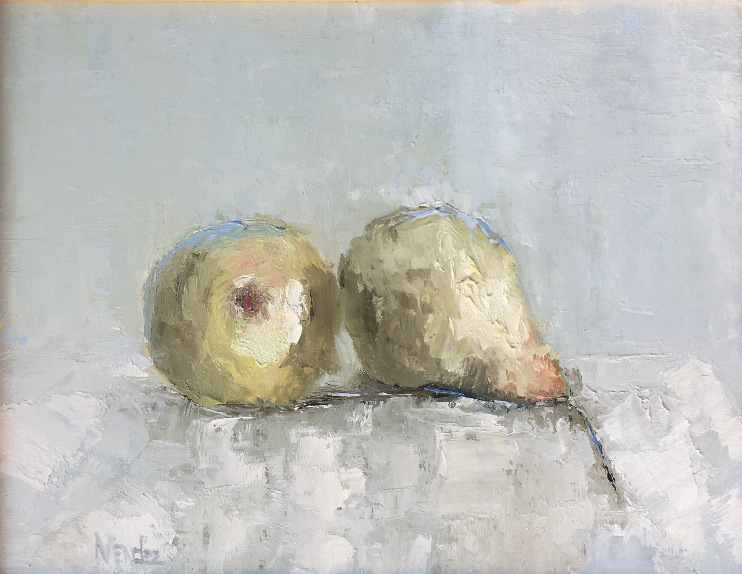Fruit of the Spirit 11x14