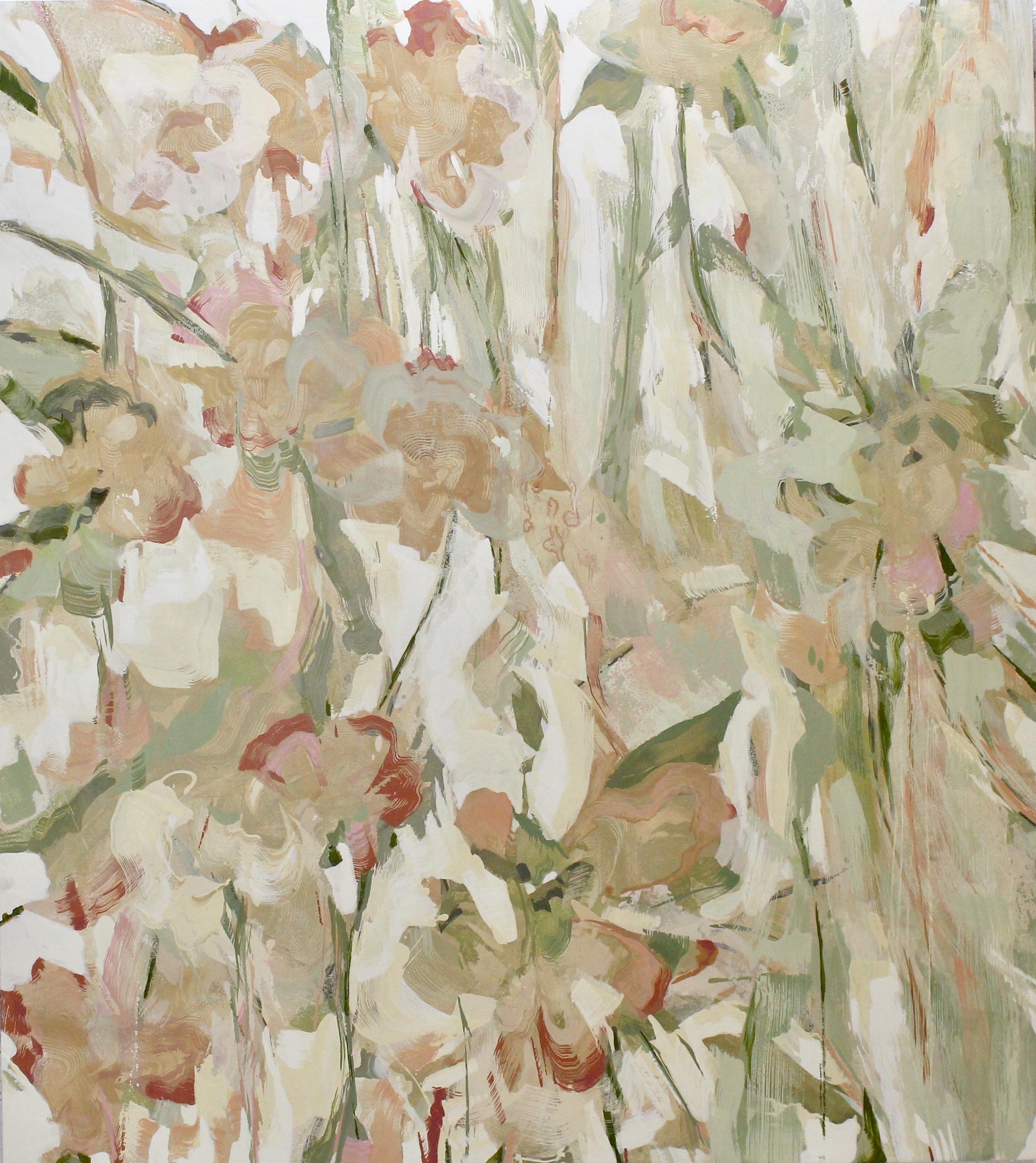 Floral Reef 54x48
