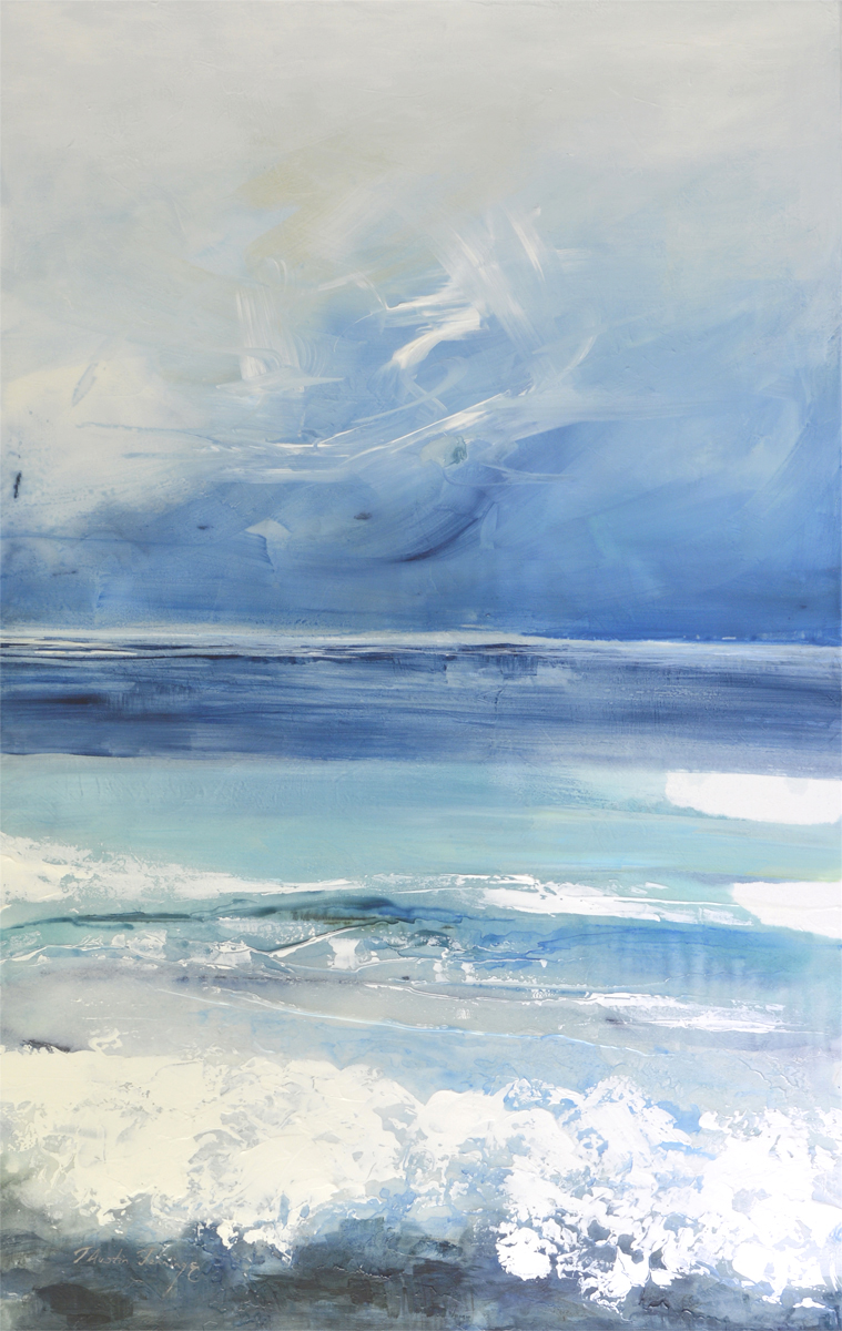 Into the Blue 48x30