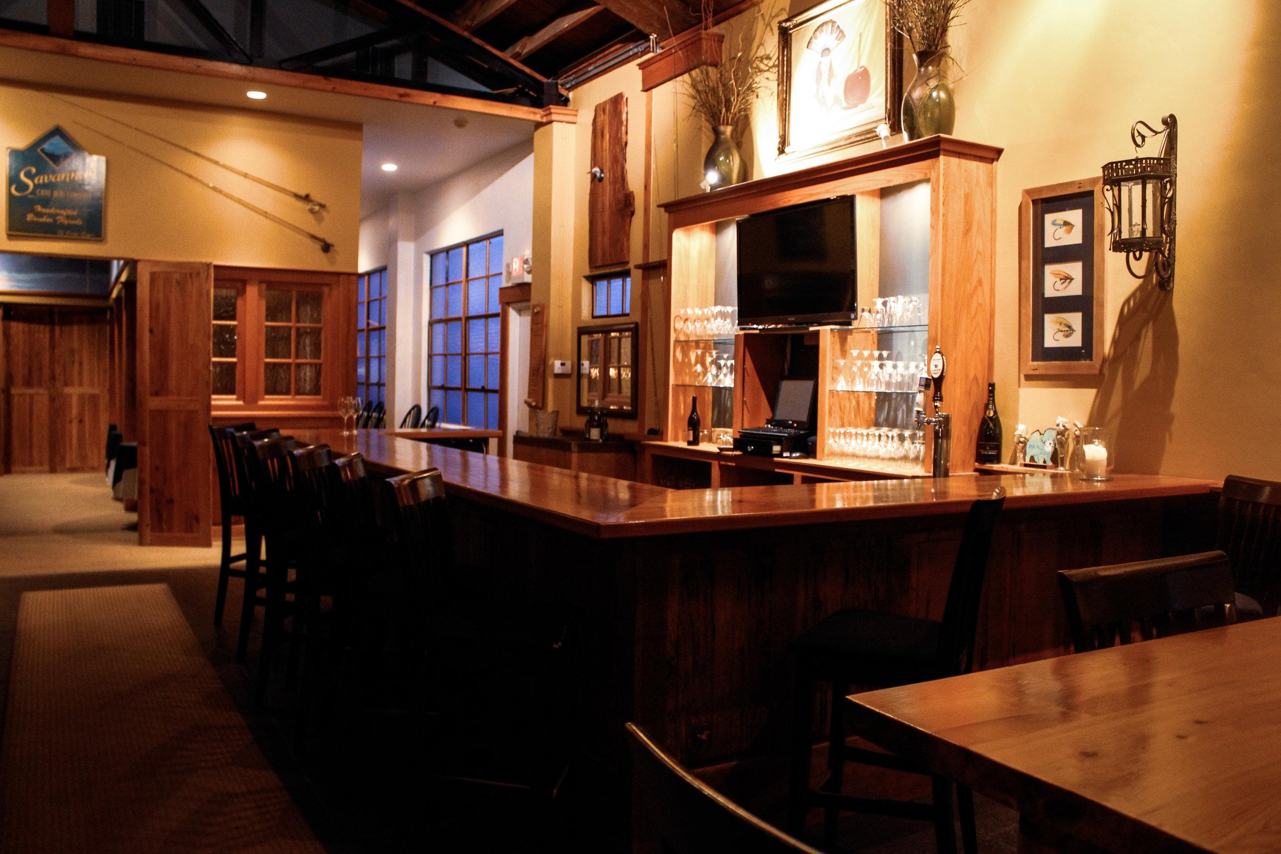 511 Rutledge - Event Venue - View of Bar