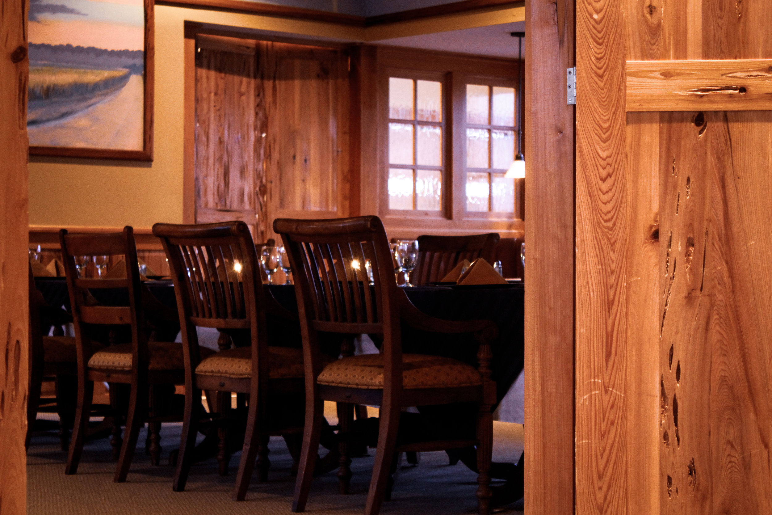 511 Rutledge - Event Venue - Middle Dining Room - Seated Dinner