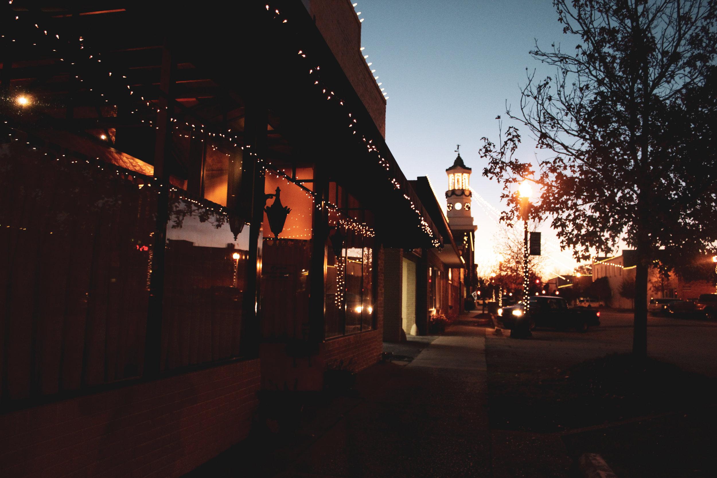 511 Rutledge - Event Venue - Exterior View - Downtown Camden