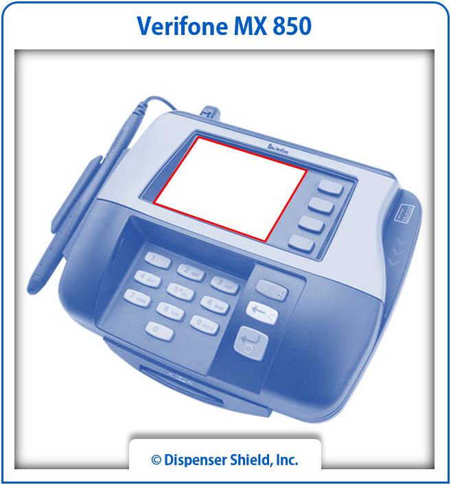 VeriFone MX 850