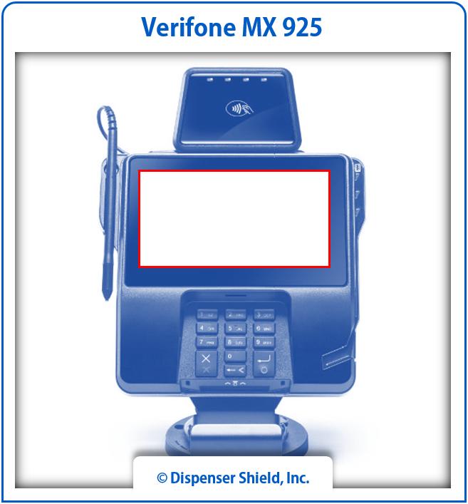 VeriFone MX 925
