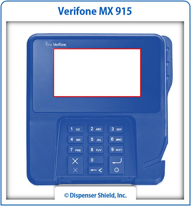 VeriFone MX 915