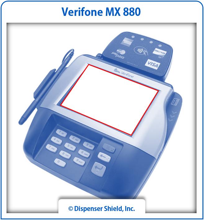 VeriFone MX 880