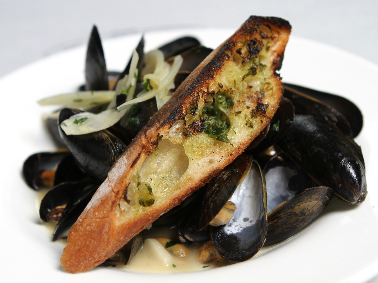 Culinary Photography: Clams