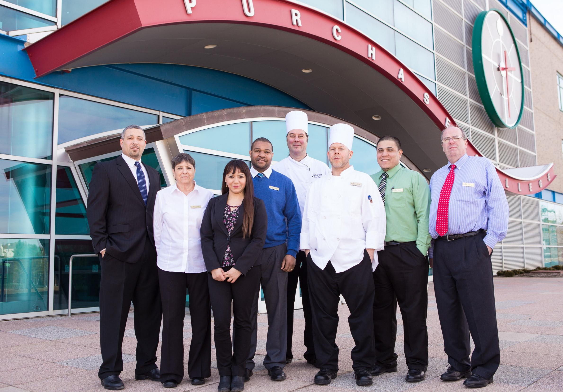 Culinary Team Corporate Photo