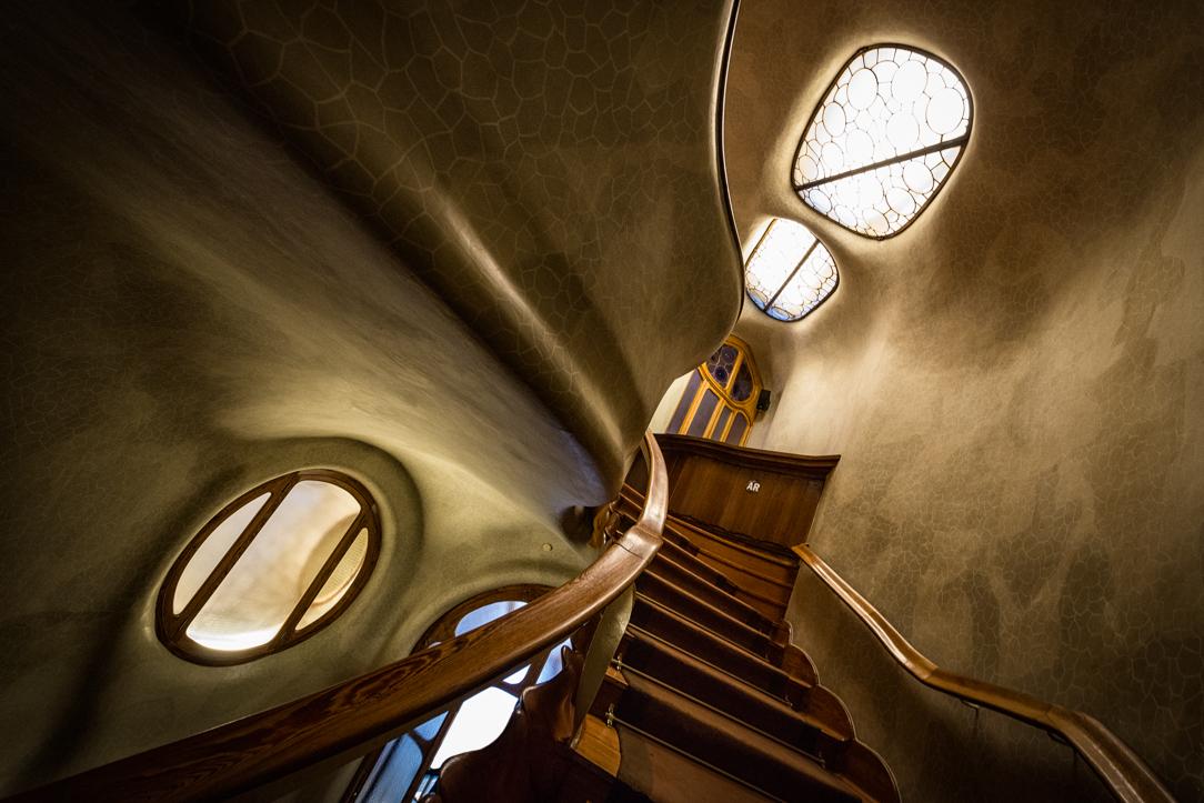 Stairway to Wonderland?