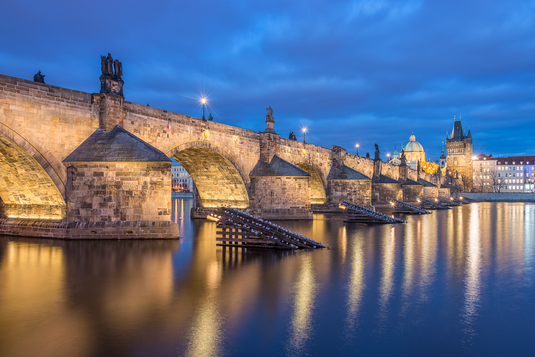 Karlův most (Charles Bridge)