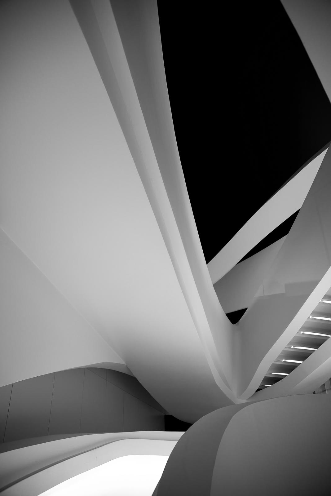Ribbon Staircase