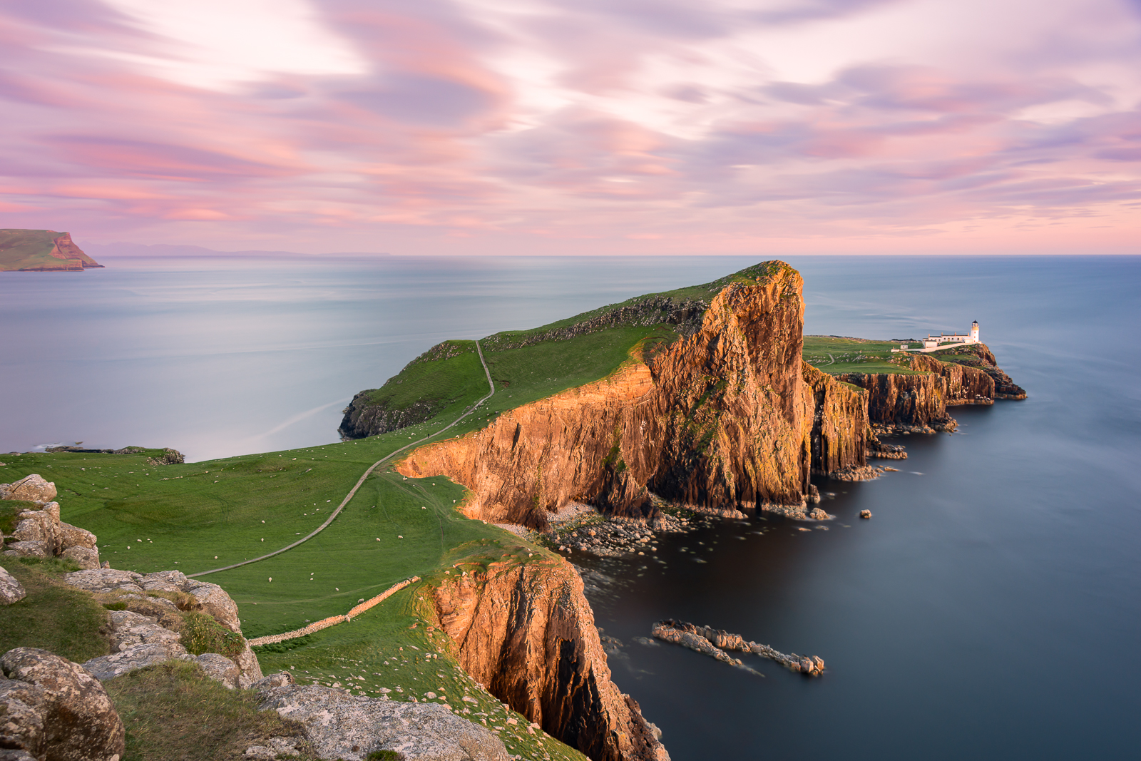 Neist Point Sunset