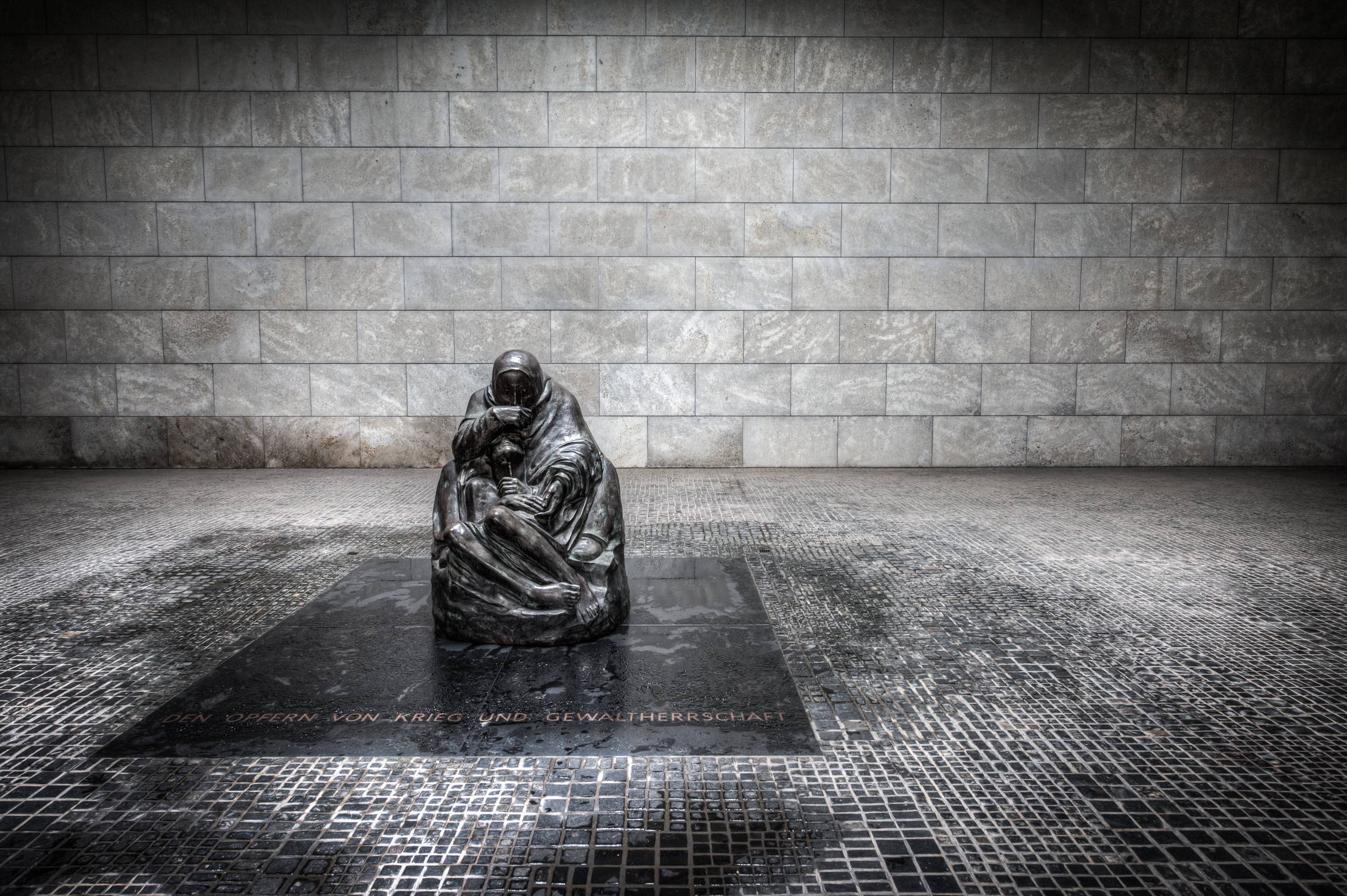 The Neue Wache Pietà