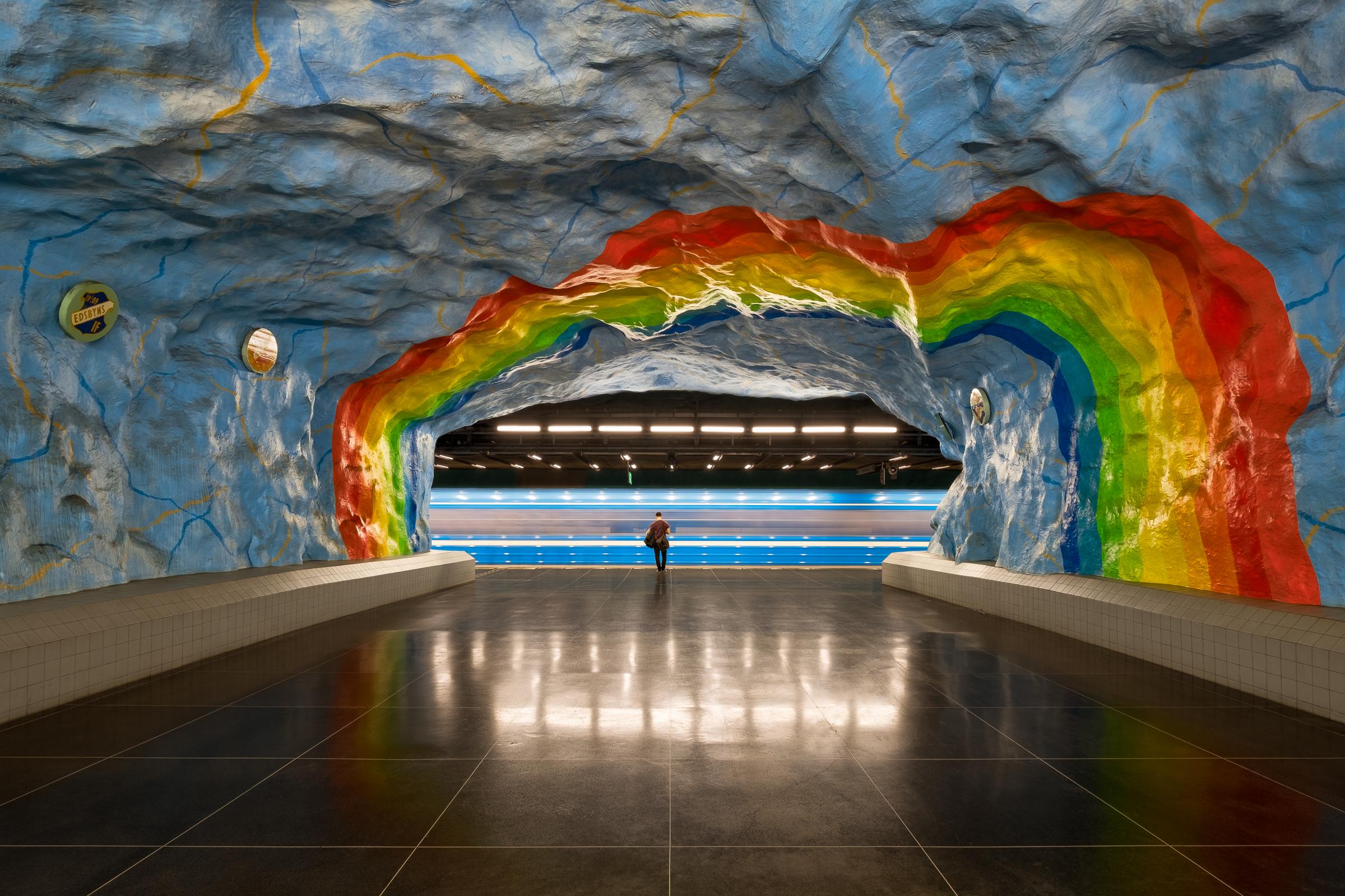 Somewhere Under The Rainbow