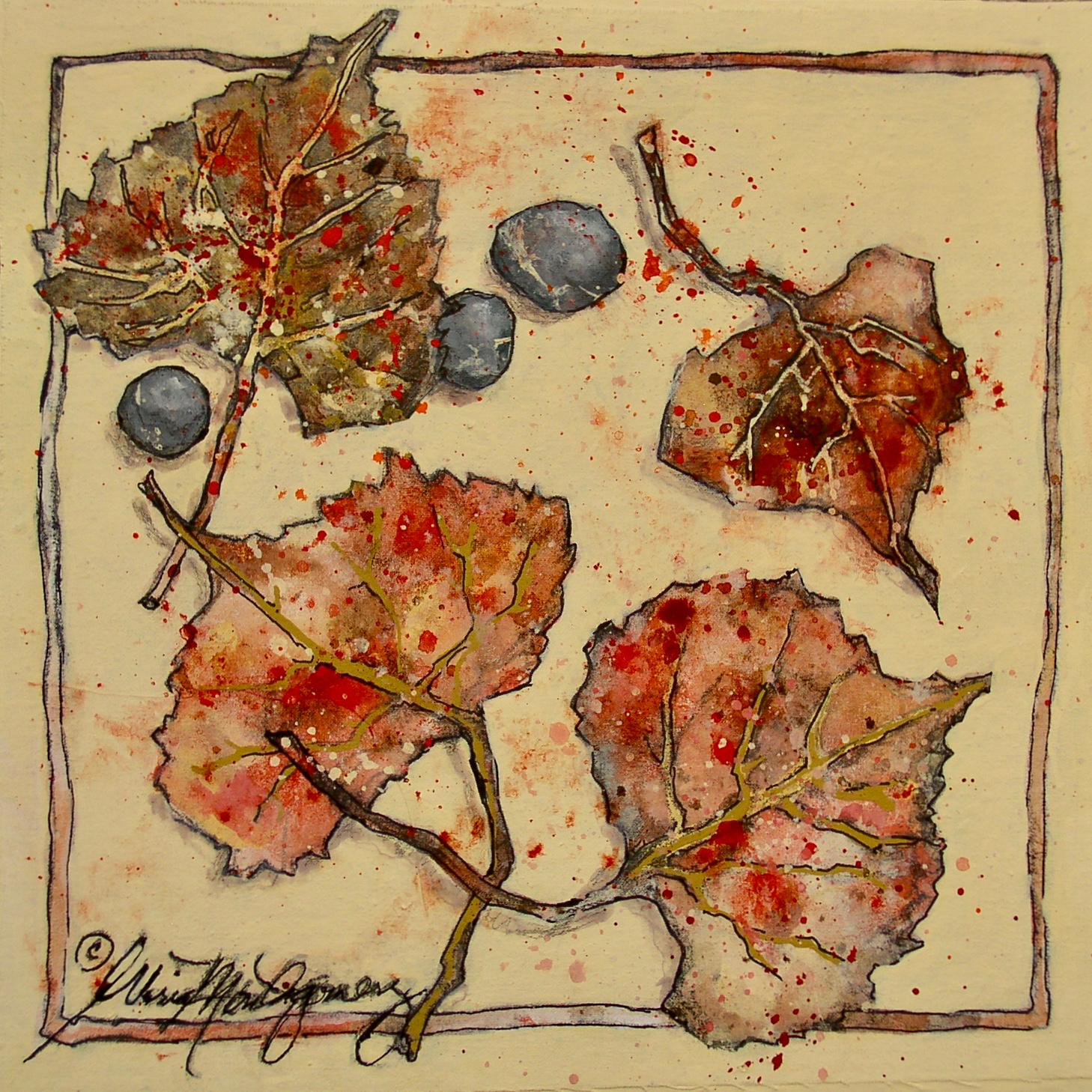 Autumn Leaves  ..........  $200
