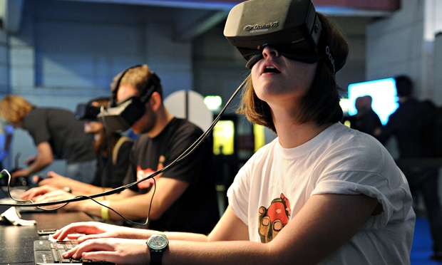 11/12/2014  Virtual reality headsets: How Oculus Rift has started a games revolution
