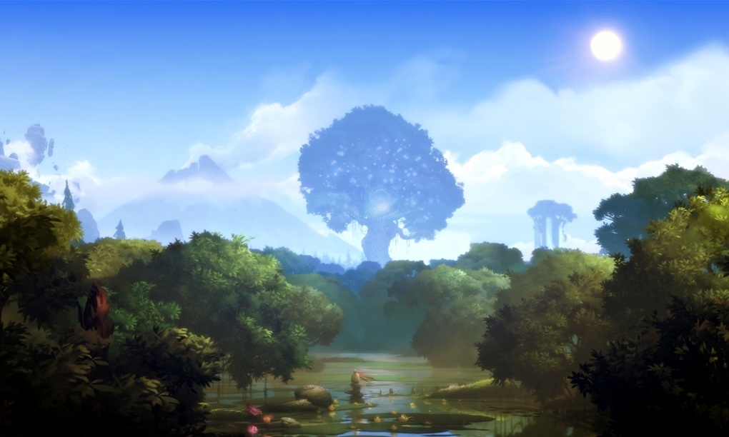 "01/04/2015  Ori and the Blind Forest: ""a challenging and beautiful journey"""