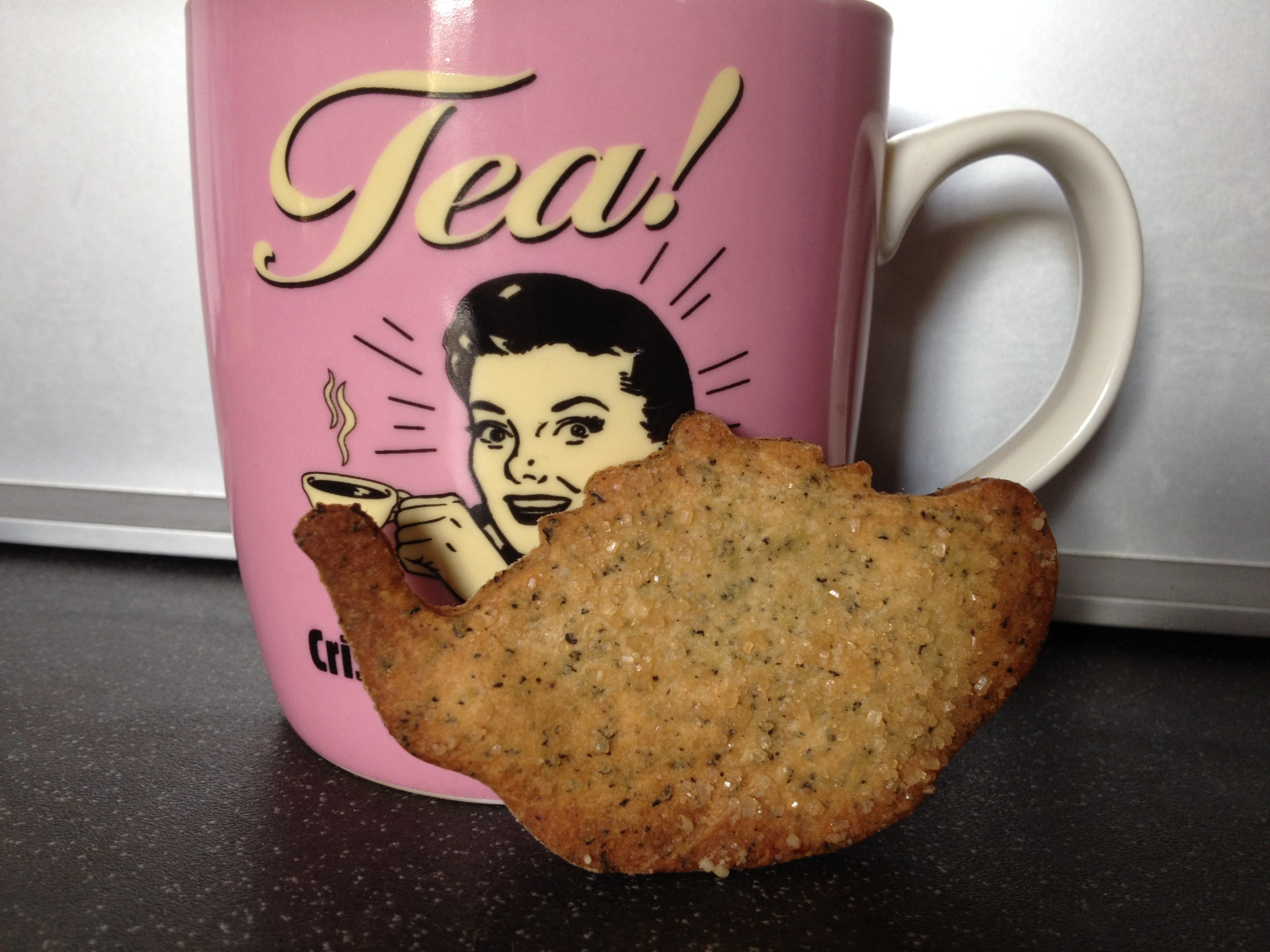 Lady Grey biscuits