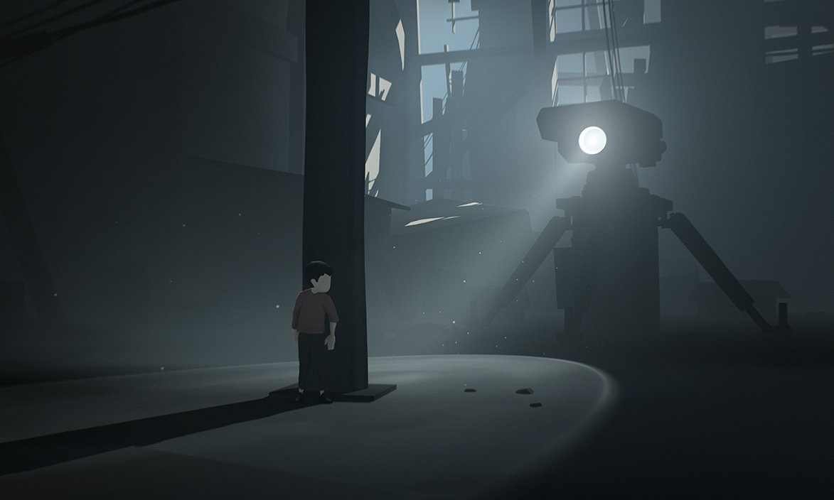 05/07/2016  Inside review - beautifully bleak dystopian puzzler