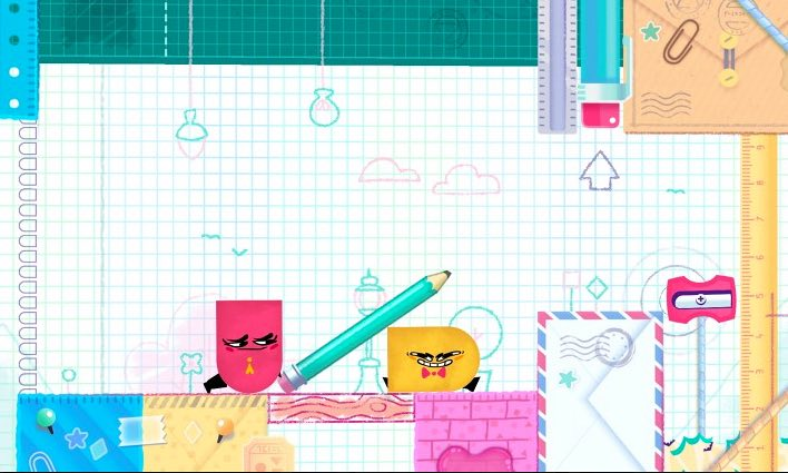 15/03/2017  Snipperclips review: addictive shapecutting fun for Nintendo Switch