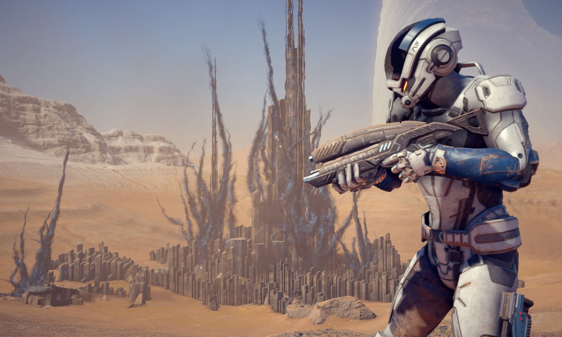 17/03/2017  Mass EFfect: Andromeda – what's changed in the universe?