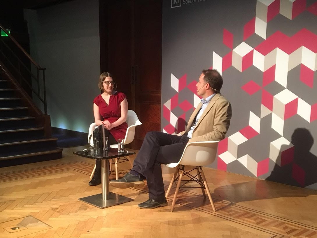 2018-05-17 The Royal Institution Outnumbered.jpg
