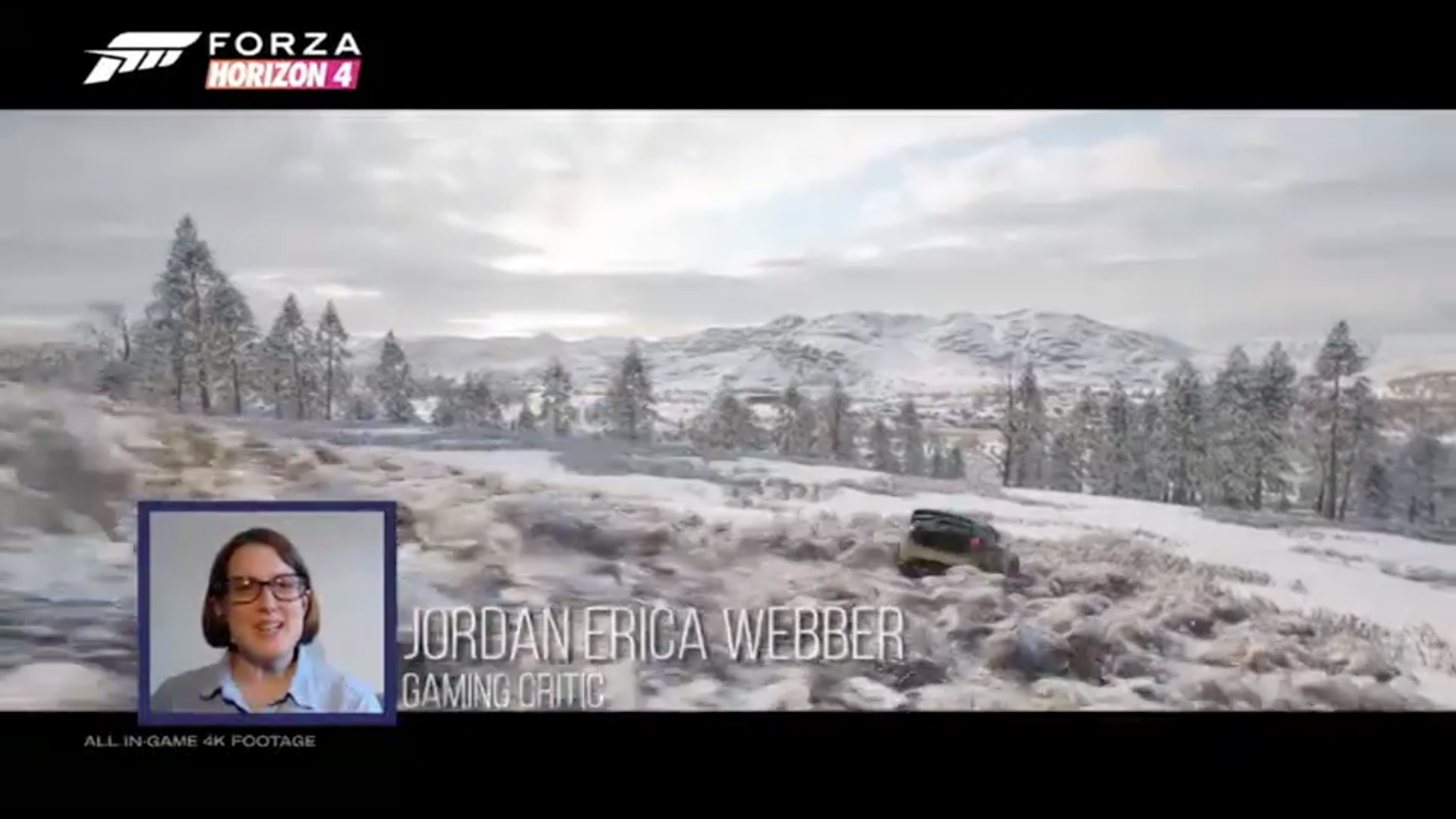 Episode 4  Gaming news and Forza Horizon 4