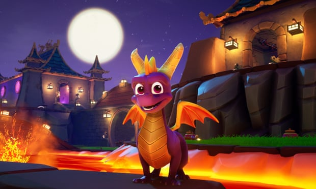 14/11/2018  Spyro Reignited Trilogy – the joy of rediscovering a childhood favourite