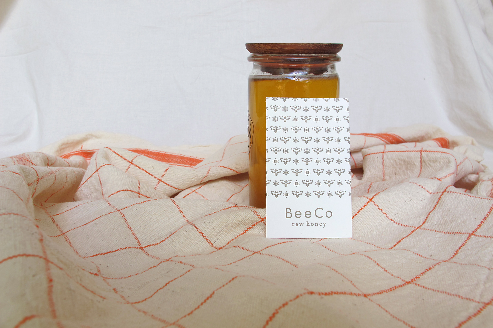 Branding, Packaging Design & Letterpress Collateral: BeeCo