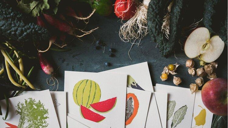 Letterpress+Garden+Calendar