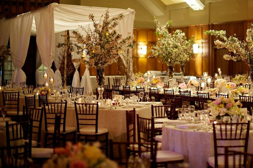 Event Planning & Design: Alison and Bryan // Photography: Jen Kroll // Catering: Nancy Harper and the Michigan League // Florals: Parsonage // Print Material: Rock Paper Scissors/Alisa Bobzien