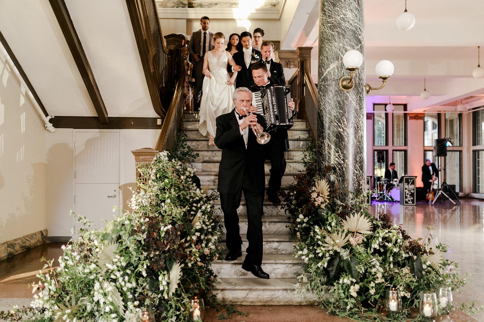 Belle Isle Casino Wedding Rental