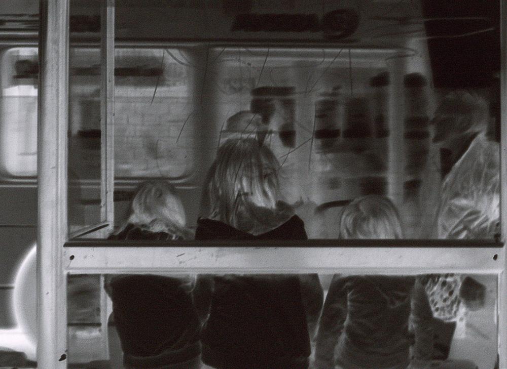 London, Olympus Trip, Kodak Tri-X 400