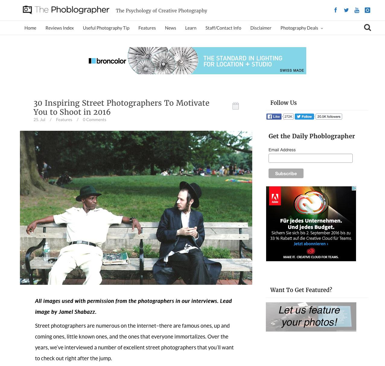 ThePhoblographer_InspiringStreetPhotographers