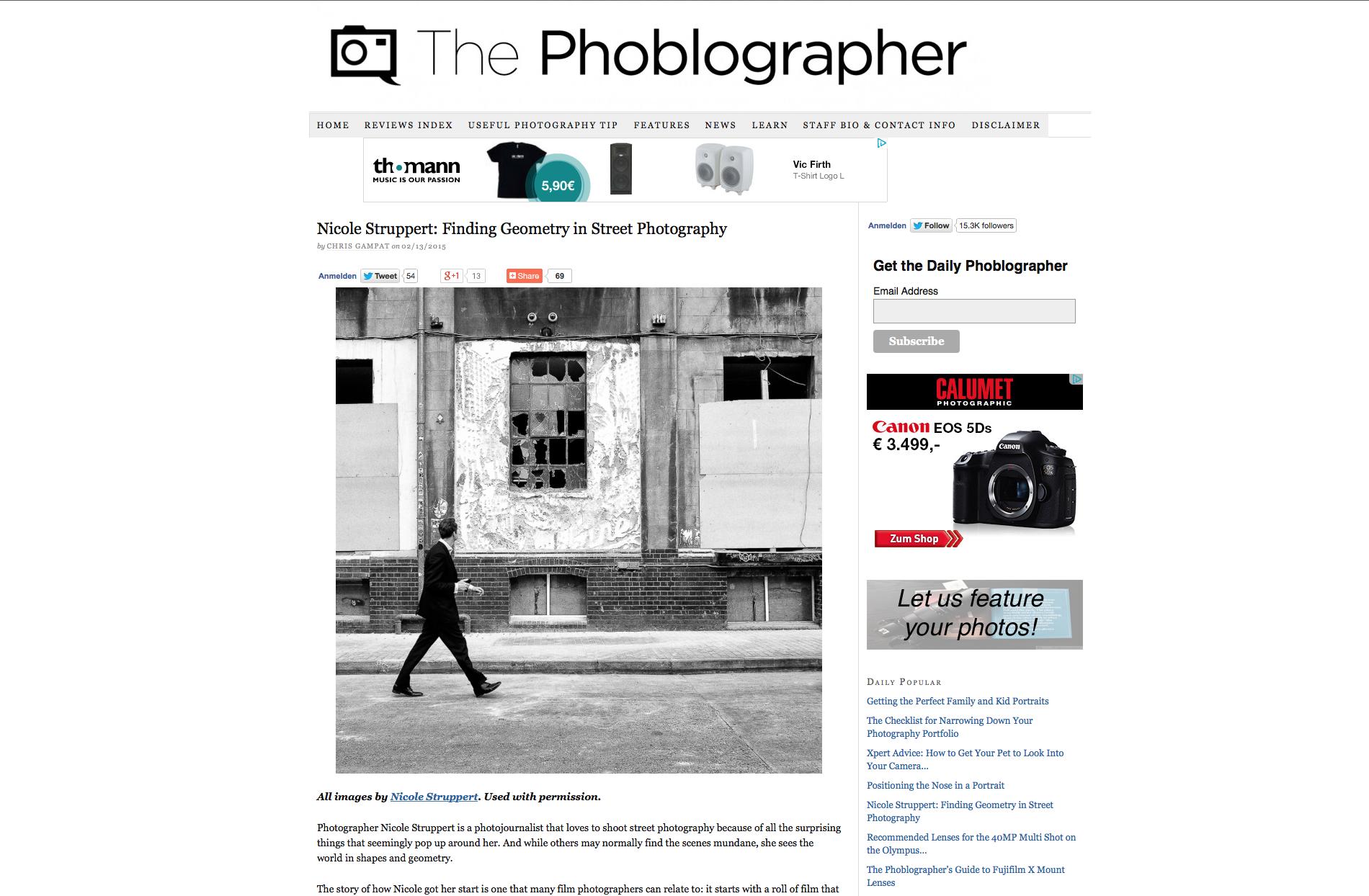 The Phoblograper