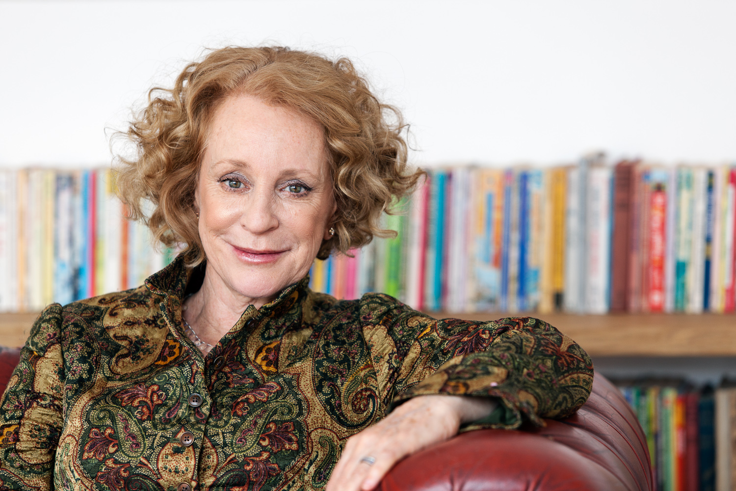 Philippa Gregory, author