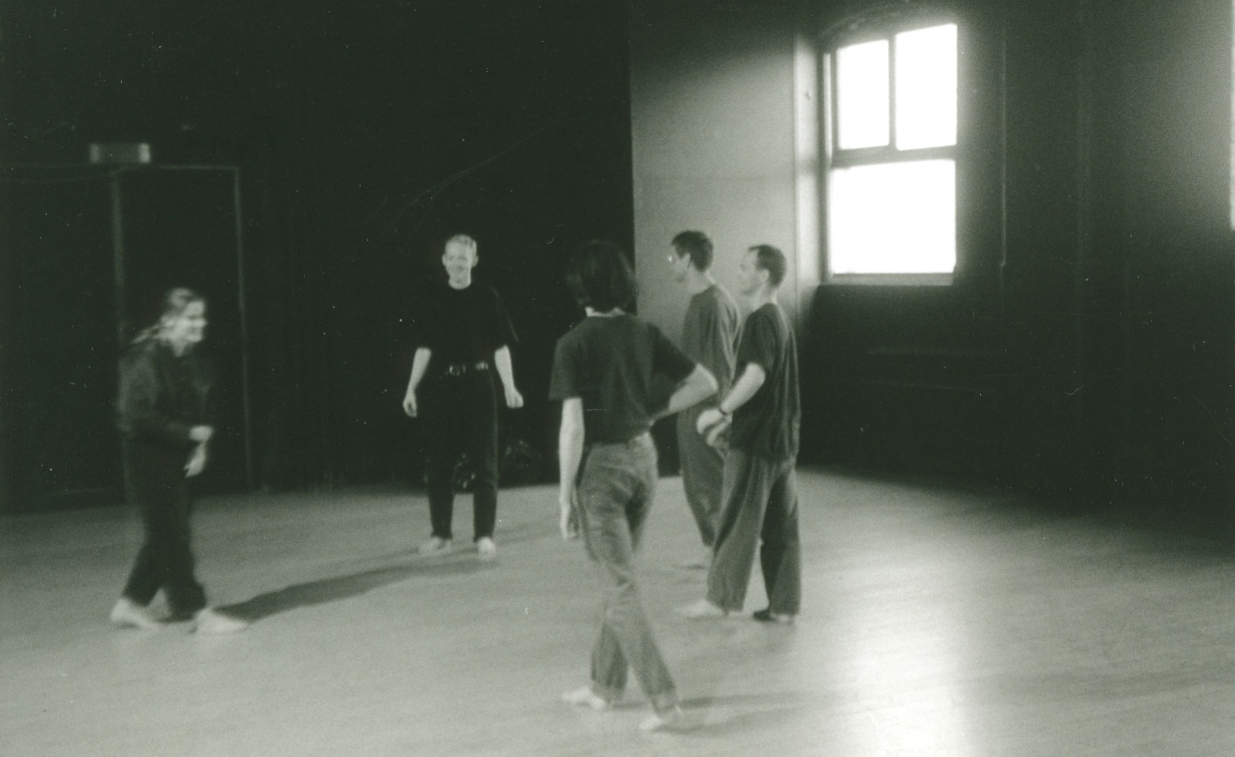 Rotherhithe Theatre Workshop