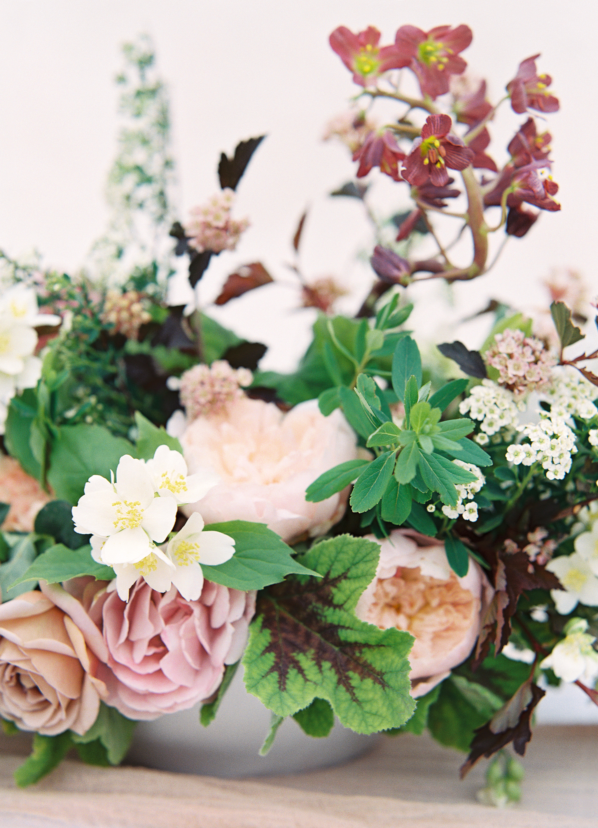 Photo by Christine Doneé Floral by Ellamah Modern Rustic Tablescape_10.jpg