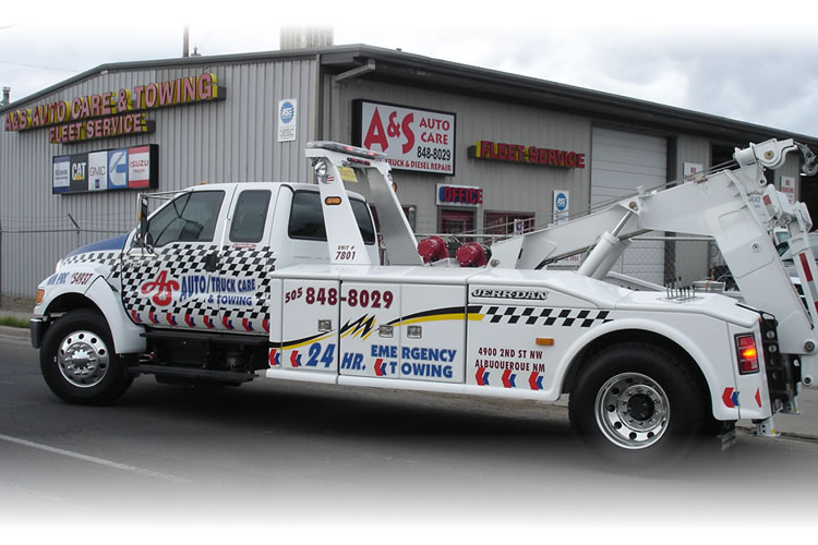 A & S Auto/Truck Care & Towing   Your One-Stop Source For All Your Auto, Truck, Tractor, Trailer and Motor Home/Coach Repair Services.