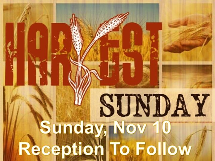 Bring your friends and family for our special service!  Inviten a sus amigos y familia para un Domingo especial!