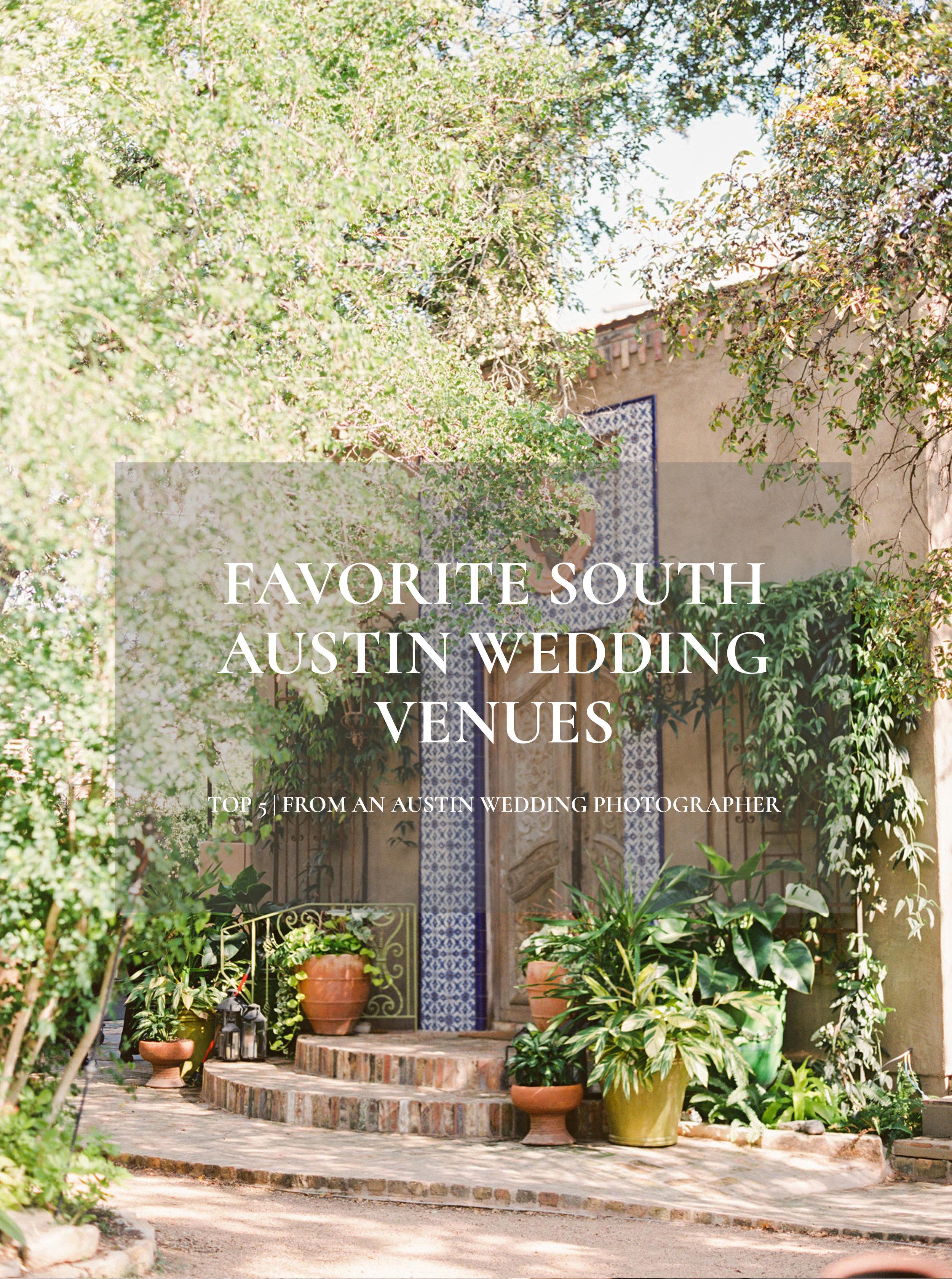 Austin Wedding Venues.Austin Wedding Photographer Favorite South Austin Wedding Venues