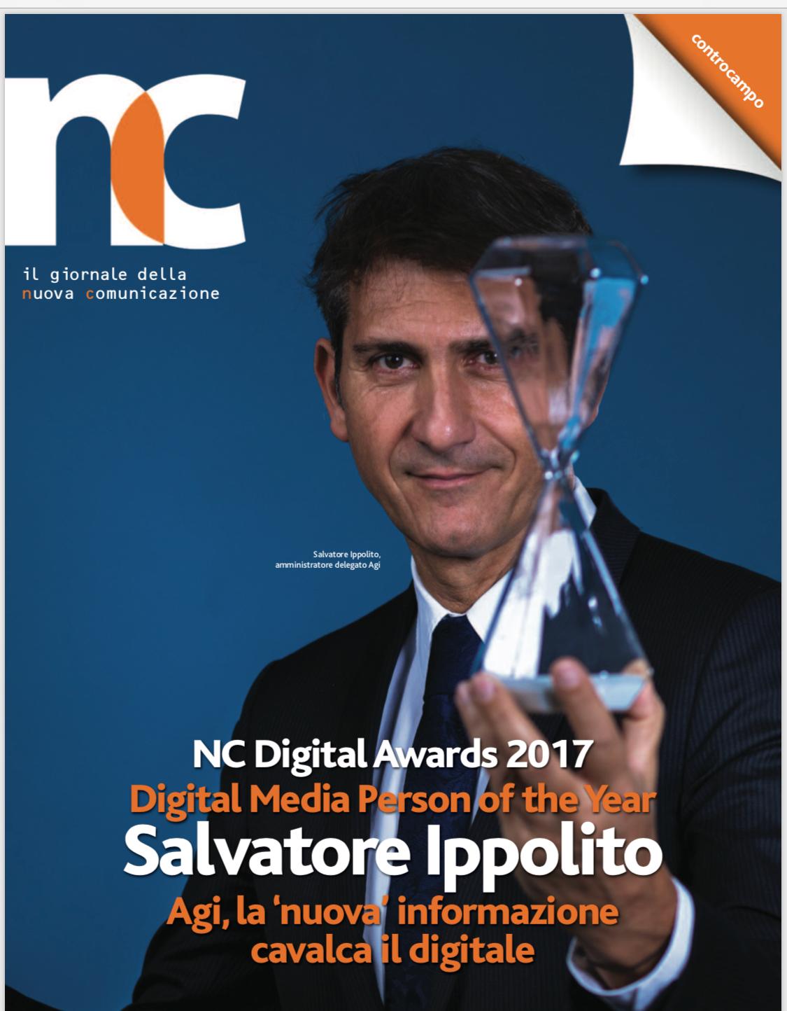 Salvatore Ippolito AD AGI
