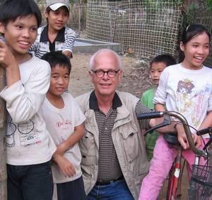 Med CARE i Bac Kan Province, Vietnam, November 2009